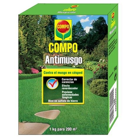 Compo antimusgo 1 Kg