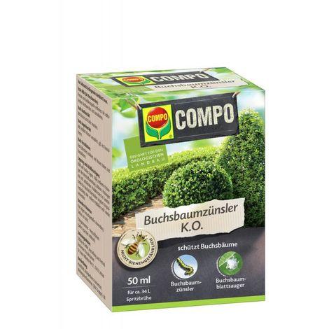 COMPO Buchsbaumzünsler K.O. 50 ml