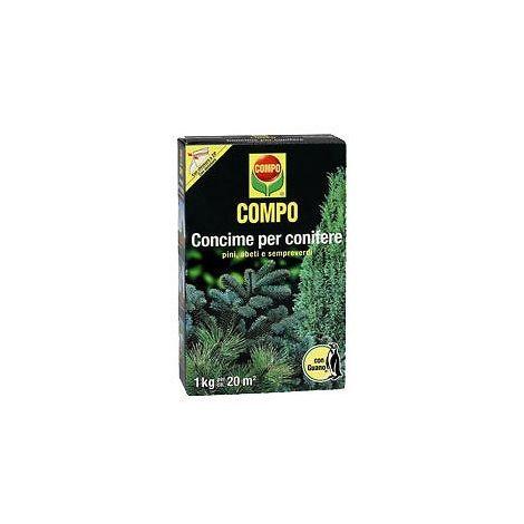 COMPO Concime per Conifere con Guano da Kg 1 Compo