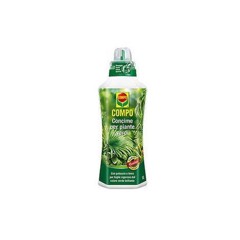 COMPO Concime per piante verdi da Lt 0,500 Compo