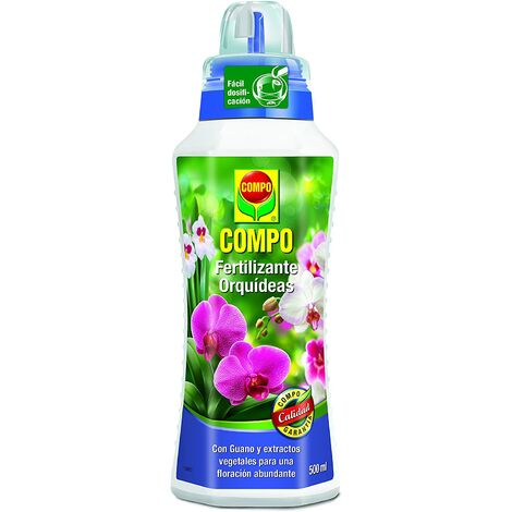Compo Fertilizante Orquídeas 500 Ml