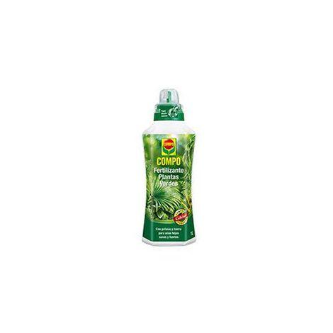 Compo fertilizante Plantas Verdes 1,3l 1,30 L