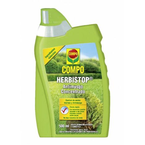 COMPO HERBICIDA CONCENTRADO 500ML NATURAL