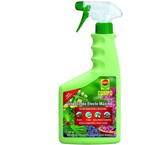 Compo insecticida efecto máximo Fazilo 750 Ml
