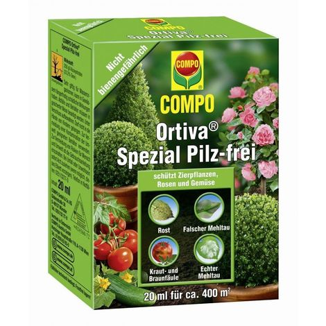 Compo Ortiva Spezial Pilz-frei 20 ml