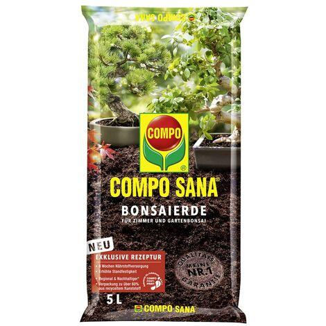 COMPO SANA® Bonsaierde 5 Liter