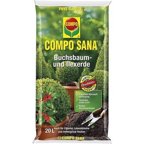 COMPO SANA Buchs- und Illexerde 20 L