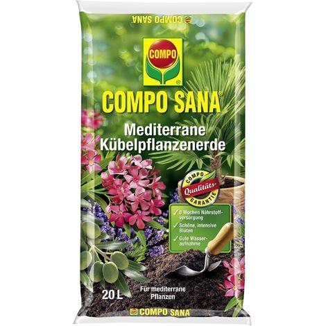 COMPO SANA® mediterrane Kübelpflanzenerde 20 Liter