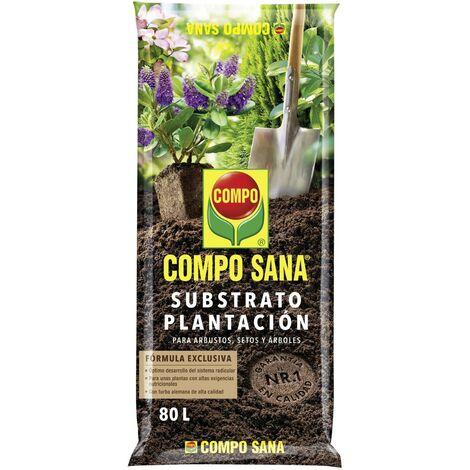 COMPO SANA Plantación 80 L