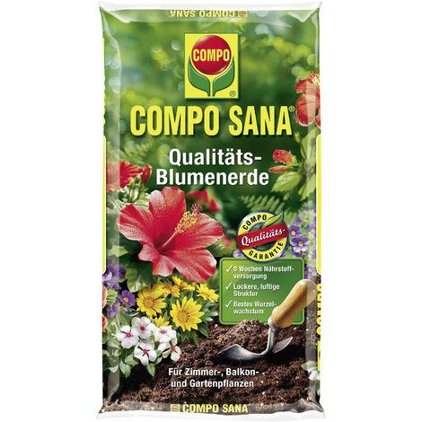 COMPO SANA® Qualitäts - Blumenerde 30 Liter