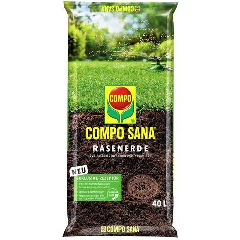 COMPO SANA® Rasenerde 40 Liter