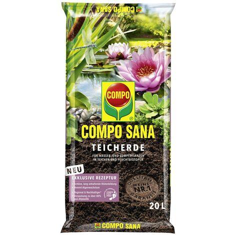 COMPO SANA® Teicherde 20 Liter