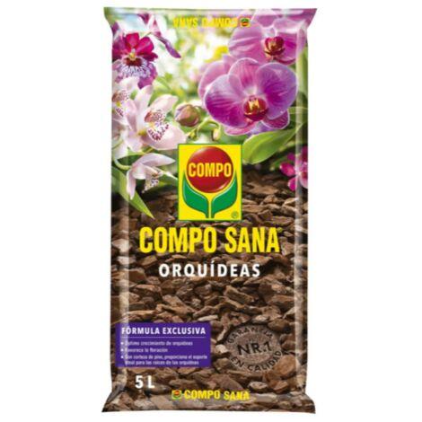 COMPO SUSTRATO ORQUIDEAS 5 LITROS