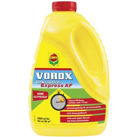 COMPO VOROX® Unkrautfrei Express AF 3 Liter anwendungsfertig