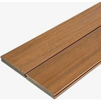 Composite Decking Board 143 x 22mm profile 4m (various colours)
