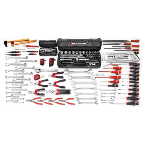 Composition d'outils 130 pièces FACOM spécial mécanicien - CM.130APF