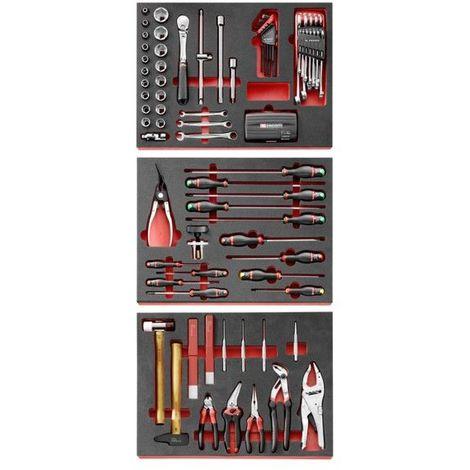 Composition d'outils FACOM spéciale carrosserie CM.CAR2PB 1734.80