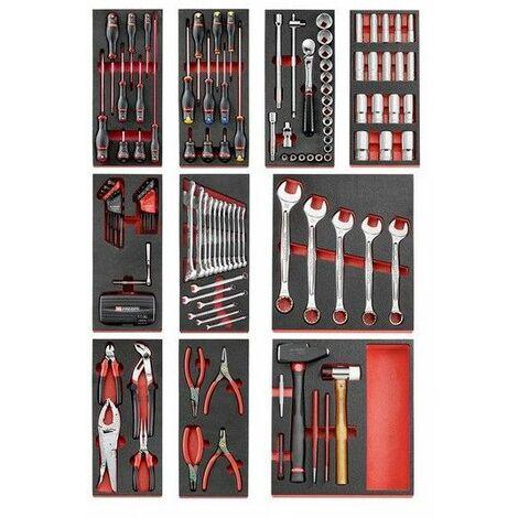 Composition d'outils Poids Lourds 10 modules Servante FACOM 1748.28