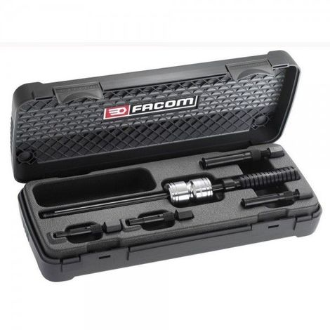 Composition d'outils pour la mécanique arrache roulement 6,5 à 18mm 441.86
