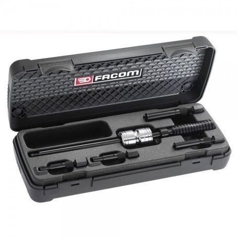 Composition d'outils pour la mécanique arrache roulement 6,5 à 18mm