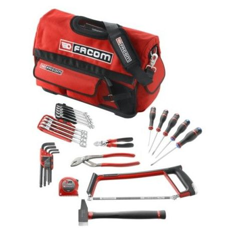 Composition Facom 29 outils + sac PROBAG FACOM CM.FC29PB 283.94