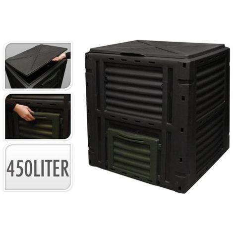 Compostador 450l. 80 X 80 X 81cm.