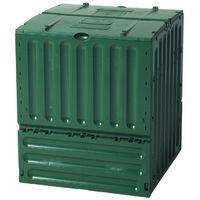 Compostador Jardin 83X70X70 cm 400L Graf Verde