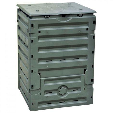 Compostiera 60x60x h90 ECO-MASTER 300 litri - VERDEMAX 2889