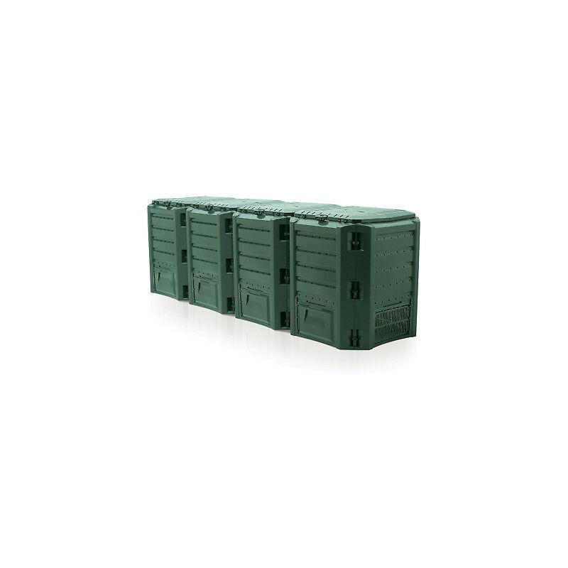 FLAT TOP 4mm Verde prezzo per 5 Kingbright l-1413gdt LED