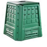 Compostiera da giardino composter bio compost bidone compostaggio 380lt artplast