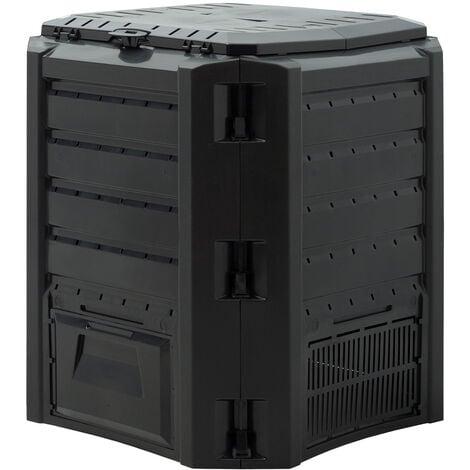 "main image of ""Compostiera da giardino Composter da giardino 380L - 800L - 1200L - 1200L - 1600L Compostiera termica Quick Composter Bio"""