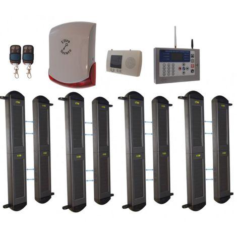 Comprehensive 2B-100 Wireless Perimeter Alarm, H/D GSM Auto-Dialler & Wireless Siren