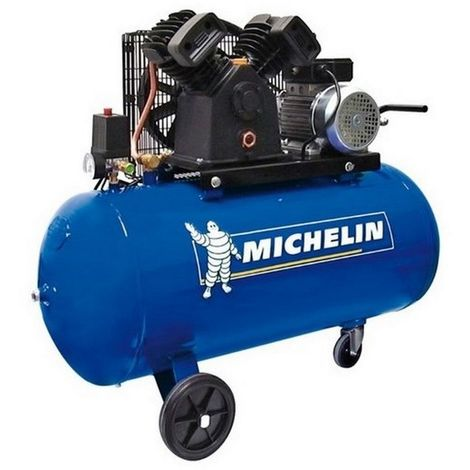 COMPRESOR 100LT.3HP CORREA VCX 100 DE MICHELIN