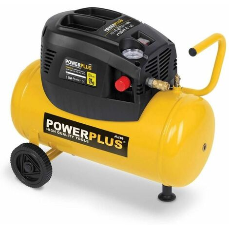 Compresor 1100w 24l - Powerplus