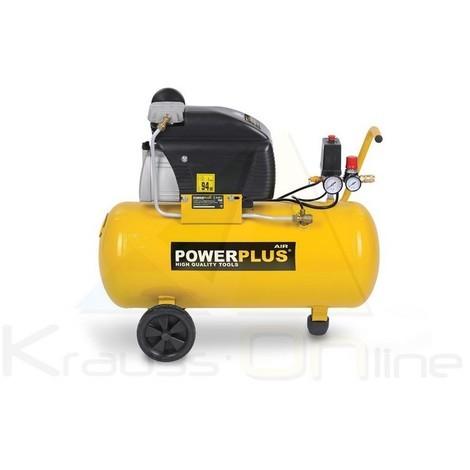 Compresor 1500w 50l aceite (POWX1760)