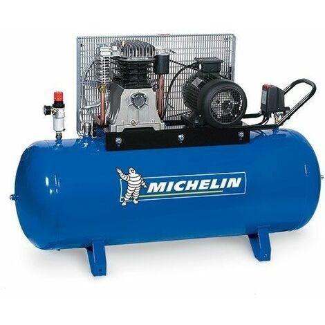 Compresor 270 lt. -5,5 HP- 10 BAR- 600lt./min. Trifásico MICHELIN CA-MCX300/598