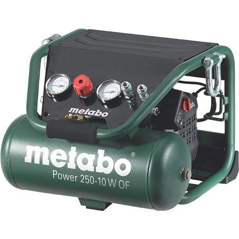 Compresor 2CV 10L Power 250-10 W OF METABO 601544000