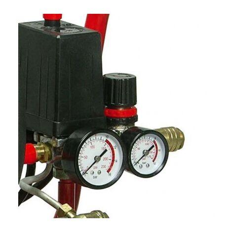 COMPRESOR 2HP. 24L. MERCURE NUAIR RC2 24 CM2