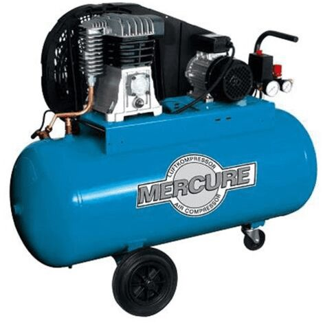 COMPRESOR 2HP. 50L. MERCURE NUAIR B-2800 50