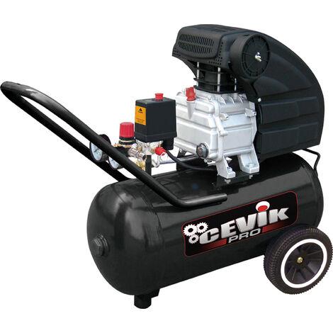 Compresor Cevik PRO 50 2,5HP 50L