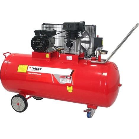 Compresor Con Correas 200L 3HP GARANTIZADO