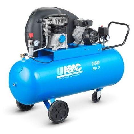 Compresor Correas 150lt C/aceite 3cv 10bar 320l A29b-150 Cm3