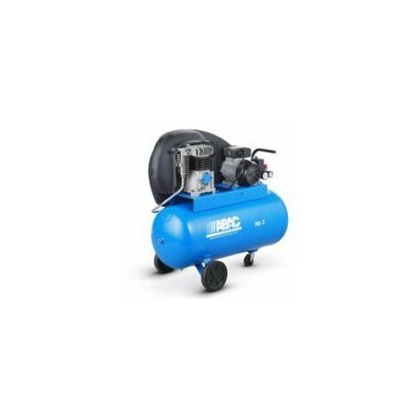 Compresor Correas 3 Cv 100lt 10 Bar C/aceite A29b-100 Cm3 Ab