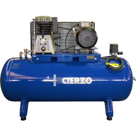 Compresor Correas 5,5Hp 6-8 B 270 L - JOSVAL - C5,5/270 BV-R