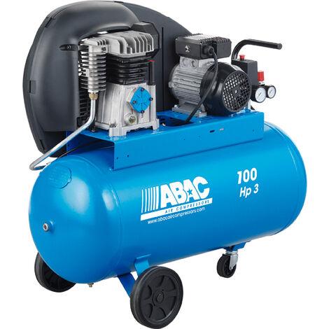 COMPRESOR CORREAS ABAC A29B 100 CM3 3HP 100L