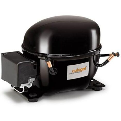 Compresor Cubigel GL45AA 1/8 R134A 220v Baja Temperatura 4,56 Cm3