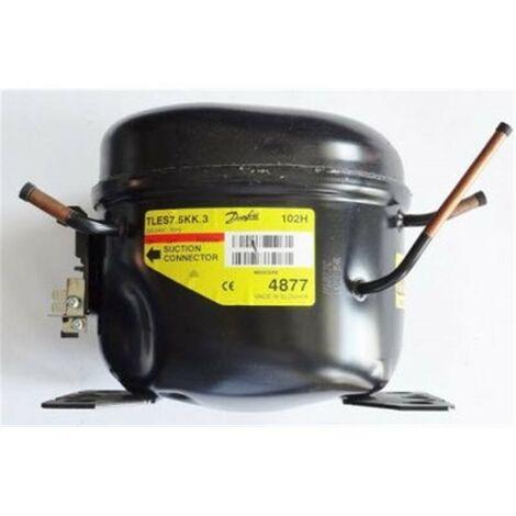 Compresor Danfoss/Secop R600 Gas - Tles5,7Kk.3 - 91w (1/8 cv) C.O. 4903030