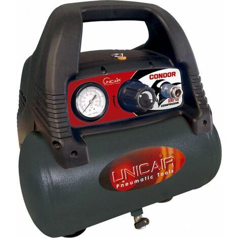 Compresor de 6 litros 1.5 Hp CONDORUnicair