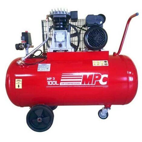 Compresor de aire 100 litros 2,2 kW 0/1.100.020