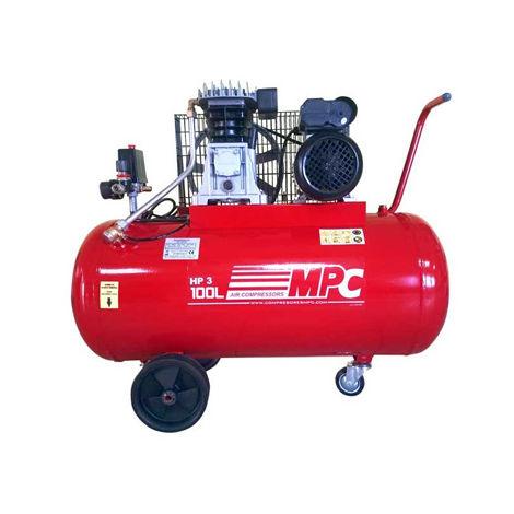 Compresor de aire 100 litros 2,2 kW